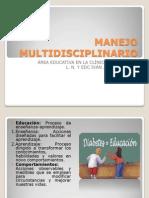 ÁREA EDUCATIVA EN LA CLÍNICA DE DIABETES