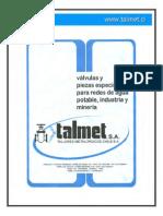 Catalogo Valvulas TALMET