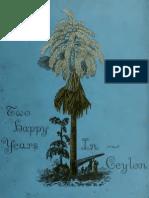 Two Happy Years in Ceylon-Vol2-Gordon Cumming