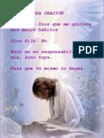 Una Hermosa OraciÓn Le Pedí a Dios
