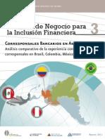 Modelos de Negocio para la Inclusión Financiera