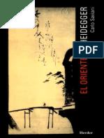 Saviani El Oriente de Heidegger