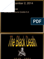 my the black death pp