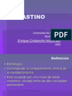 Mediastino y diafragma.ppt