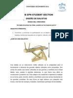 Bases Del Concurso de Ingenio 2014[1]