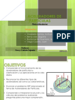 Aceleradores de Particulas ABP N_2