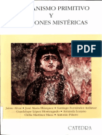 Jaime Alvar - Cristianismo Primitivo y Religiones Mistéricas.
