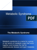Metabolic Syndrome at Uisu