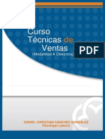 Manual Curso Tecnicas de Ventas Credichile