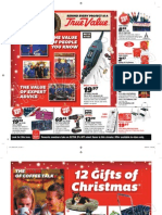 Holiday Sales Flyer
