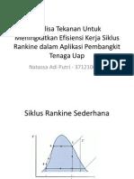 Analisa Tekanan Untuk Meningkatkan Efisiensi Kerja Siklus.pptx