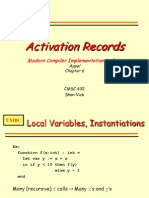 Activation Records.ppt