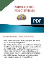Desarrollo Del Cognoscitivismo
