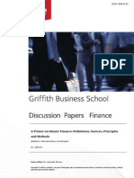 2009 09 a Primer on Islamic Finance Definitions Sources Principles and Methods