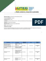 CArtas Remediales, curso, medio, estudio
