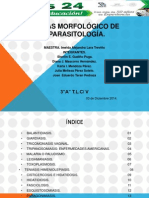 Atlas Morfológico de Parasitología