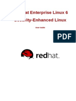 Red Hat Enterprise Linux 6 Security Enhanced Linux en US