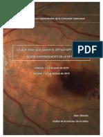 Apuntes. Lo Que Necesita Saber Un Óptico-optometrista Sobre Enfermedades de La Retina