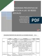 Sesiones de Redes Sociales
