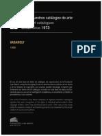 Vasarely - Fundacion Juan March