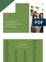 2009 Pepperdine University Information Technology Annual Report