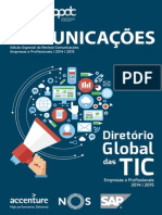 Diretorio Das TIC IDC 2015