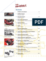 Physics for Gearheads by Randy Beikmann - Table of Contents