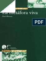 Ricoeur, Paul - La metáfora viva.pdf