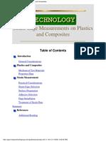 Strain Plastics Composites