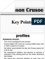 Crusoe Key Points