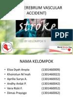 CVA ( Cerebrum Vascular Accident)