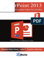 Manual Power Point 2013-Paso a Paso