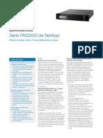 Netapp Fas2500