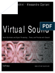 Virtual Sound