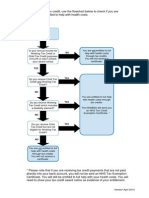 Tax Credits Flowchart April 2014