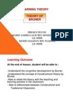 Teori Bruner