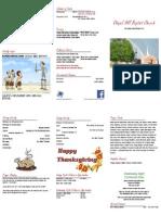 2014-11-16 bulletin