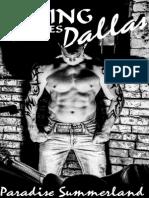 #1- Saving Dallas de Kim Jones-Saga Saving Dallas