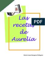 Recetas Aurelia 2