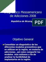 DMA Nicaragua 2008