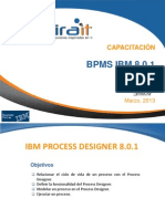 IBM BPM Process Designer 8.0.1 MSS