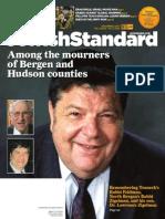 North Jersey Jewish Standard, December 5, 2015