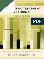 2003 - Fundamentals of Psychiatric Treatment Planning - Kennedy