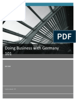doing business with Germany 101.docx