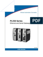 PLX30 User Manual
