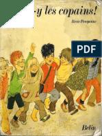 Pouyanne, Résie - Allons-y Les Copains ! Premières Lectures Courantes (Belin, 1977)