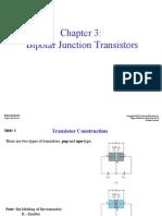 CH03 Transistor de Juntura Bipolar BJT