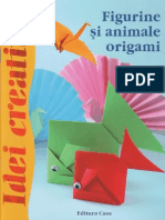 Figurine Si Animale.origami
