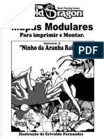Old Dragon - Mapas Modulares -Vol 2
