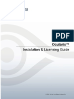 Ocularis Installation and Licensing Guide
